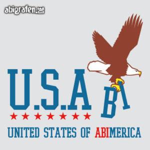 U.S.Abi Abi Motto / Abisprüche Entwurf von abigrafen.de®