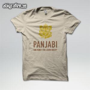 PanjABI Abi Motto / Abishirt Entwurf von abigrafen.de®