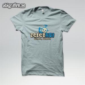 TeletABI Abi Motto / Abishirt Entwurf von abigrafen.de®