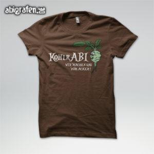 KohlrABI Abi Motto / Abishirt Entwurf von abigrafen.de®