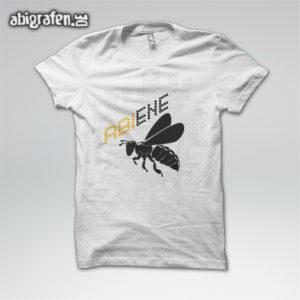 ABIene Abi Motto / Abishirt Entwurf von abigrafen.de®