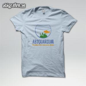 ABIquarium Abi Motto / Abishirt Entwurf von abigrafen.de®
