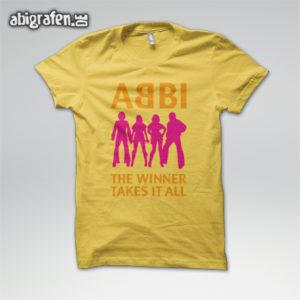 ABBI Abi Motto / Abishirt Entwurf von abigrafen.de®