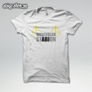 Westfalen StABIon Abi Motto / Abishirt Entwurf von abigrafen.de®