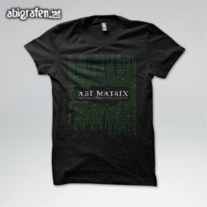ABImatrix Abi Motto / Abishirt Entwurf von abigrafen.de®