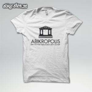 ABIkropolis Abi Motto / Abishirt Entwurf von abigrafen.de®