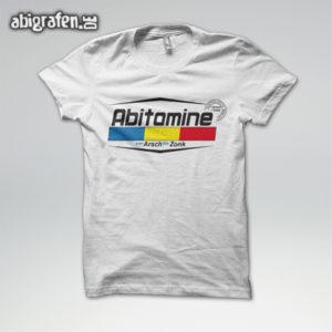 ABItamine Abi Motto / Abishirt Entwurf von abigrafen.de®