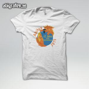 ABIfox Abi Motto / Abishirt Entwurf von abigrafen.de®