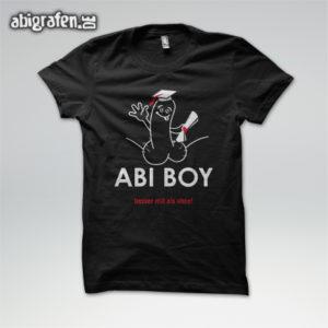 Abi Boy Abi Motto / Abishirt Entwurf von abigrafen.de®
