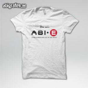 Ab·E Abi Motto / Abishirt Entwurf von abigrafen.de®