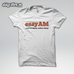 easyAbi Abi Motto / Abishirt Entwurf von abigrafen.de®