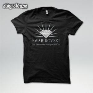 SwABIrowski Abi Motto / Abishirt Entwurf von abigrafen.de®