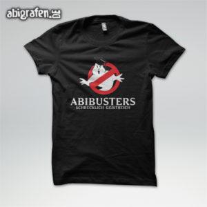 ABIbusters Abi Motto / Abishirt Entwurf von abigrafen.de®