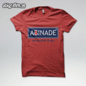 ABInade Abi Motto / Abishirt Entwurf von abigrafen.de®