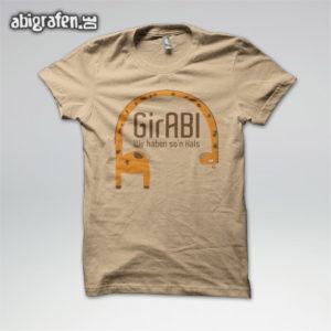 GirABI Abi Motto / Abishirt Entwurf von abigrafen.de®