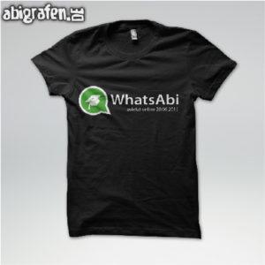 Whats ABI Abi Motto / Abishirt Entwurf von abigrafen.de®