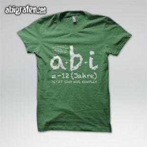 a+b+i = ABI Abi Motto / Abishirt Entwurf von abigrafen.de®