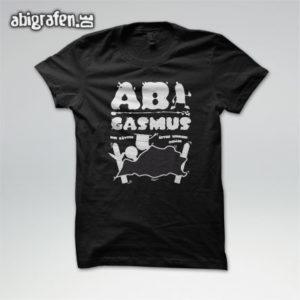 ABIgasmus Abi Motto / Abishirt Entwurf von abigrafen.de®