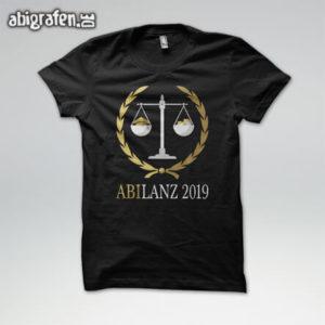 ABIlanz Abi Motto / Abishirt Entwurf von abigrafen.de®