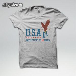 U.S.Abi Abi Motto / Abishirt Entwurf von abigrafen.de®