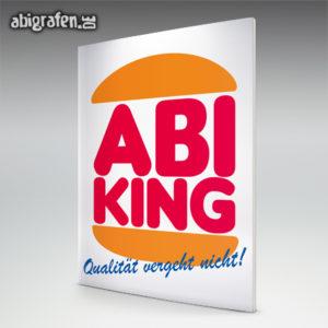 Abi King Abi Motto / Abizeitung Cover Entwurf von abigrafen.de®