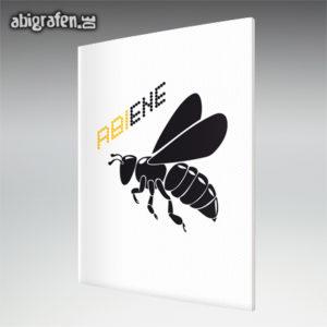 ABIene Abi Motto / Abizeitung Cover Entwurf von abigrafen.de®