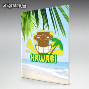 HawABI Abi Motto / Abizeitung Cover Entwurf von abigrafen.de®