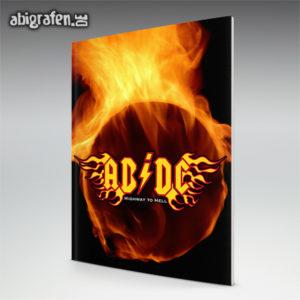 ABI/DC Abi Motto / Abizeitung Cover Entwurf von abigrafen.de®