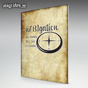 NABigation Abi Motto / Abizeitung Cover Entwurf von abigrafen.de®