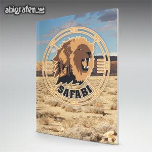SafABI Abi Motto / Abizeitung Cover Entwurf von abigrafen.de®