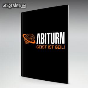 Abiturn Abi Motto / Abizeitung Cover Entwurf von abigrafen.de®