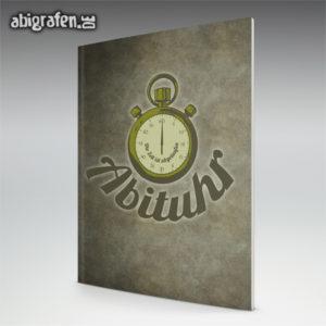 ABItu(h)r Abi Motto / Abizeitung Cover Entwurf von abigrafen.de®