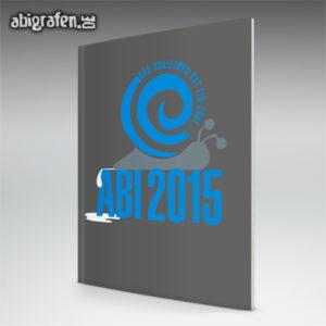 Abi Abi Motto / Abizeitung Cover Entwurf von abigrafen.de®