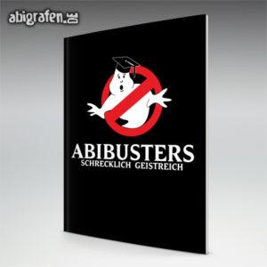 ABIbusters Abi Motto / Abizeitung Cover Entwurf von abigrafen.de®