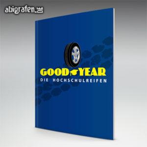 Good Year Abi Motto / Abizeitung Cover Entwurf von abigrafen.de®