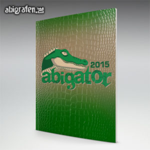 Abigator Abi Motto / Abizeitung Cover Entwurf von abigrafen.de®