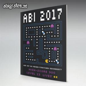ABI 2017 Abi Motto / Abizeitung Cover Entwurf von abigrafen.de®