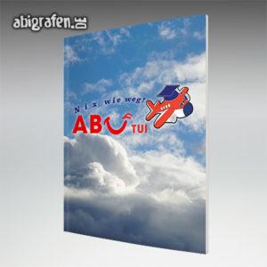 ABItui Abi Motto / Abizeitung Cover Entwurf von abigrafen.de®
