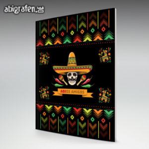 ABIos Amigos Abi Motto / Abizeitung Cover Entwurf von abigrafen.de®