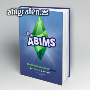 MISSION: ABIMOTTO GESTALTEN: The Abims Abibuch Mock-up