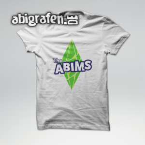 MISSION: ABIMOTTO GESTALTEN: The Abims Abishirt Mock-Up