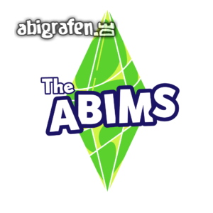 The Abims Abi-Logo T-shirt Design
