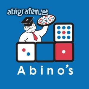 Abino's Abi Motto / Abisprüche Entwurf von abigrafen.de®