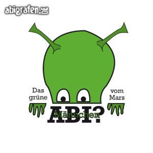 Mein Abimotto – Das Grüne Mänchen – Schritt 1