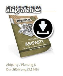 Tipps und Tricks – Abiparty organisieren!