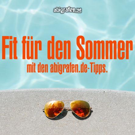 Fit für den Sommer mit abigrafen.de