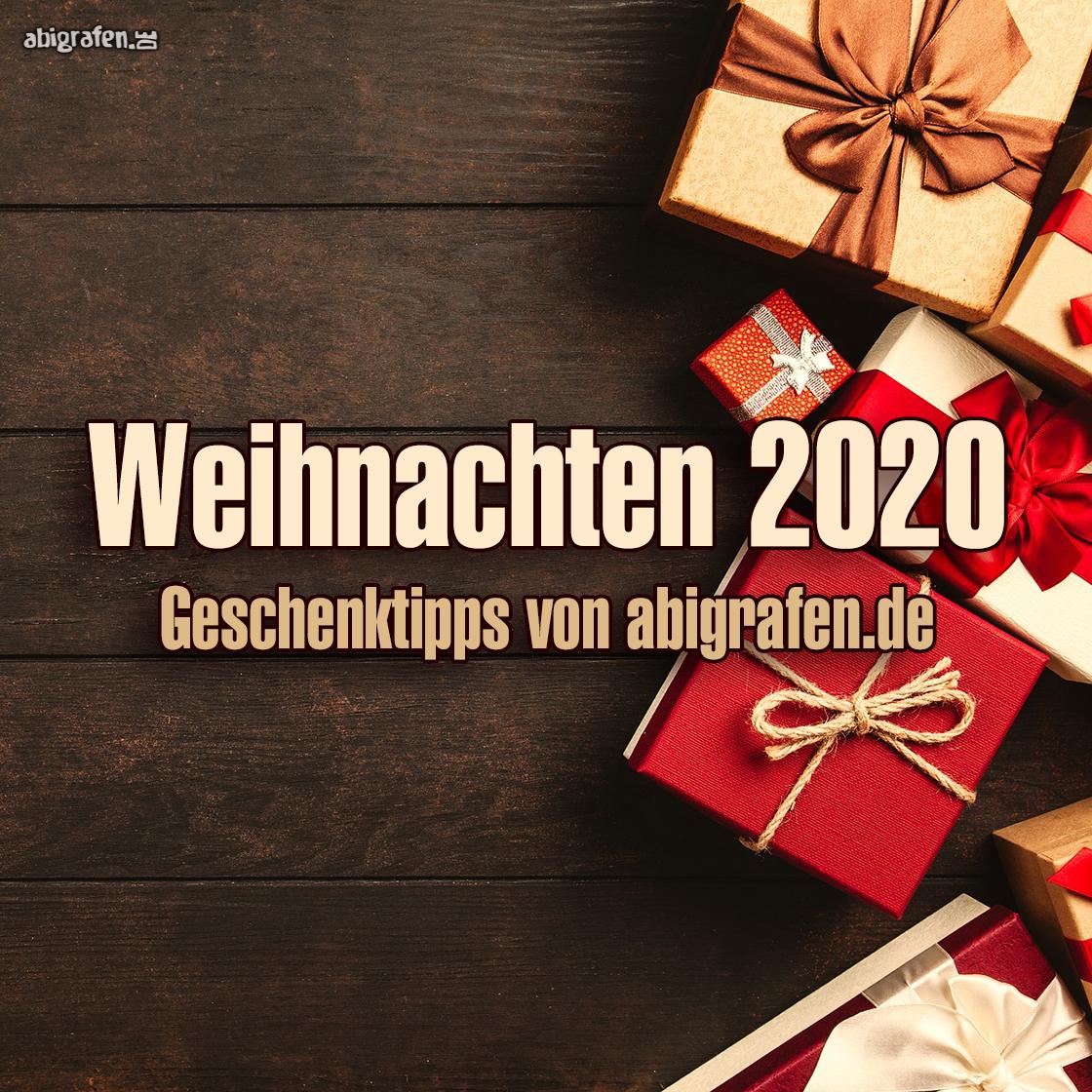 Geschenktipps: Weihnachten 2020