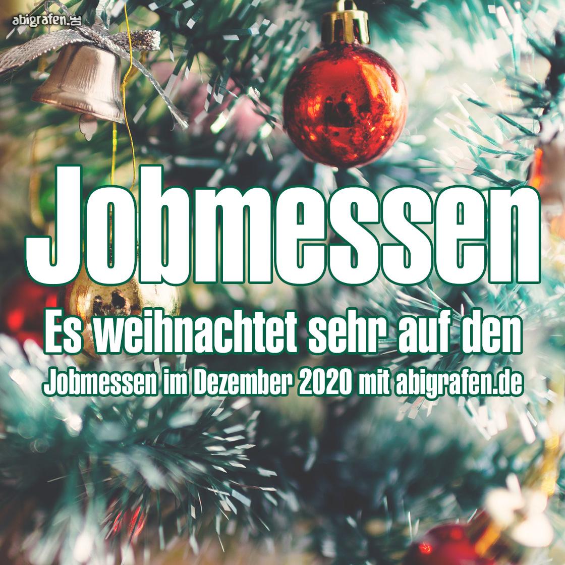 Jobmessen: Dezember 2020