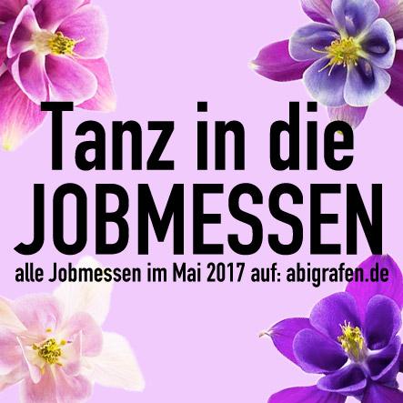 Karrieremesse / Berufsmesse / Jobmessen / Schuelermessen / Berufseinsteiger / Abiturienten / Berufswahl / Jobmessen / Nach dem Abi / Schülerevents / Abievents / Mai 2017