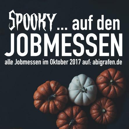 Jobmessen im Oktober 2017